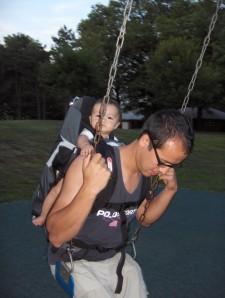 Swinging