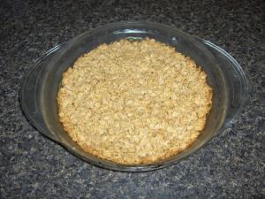 Flapjack Pie