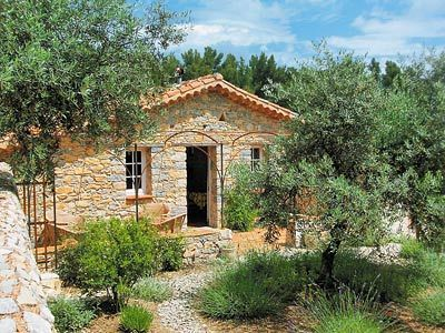 Cote d'Azur cottage